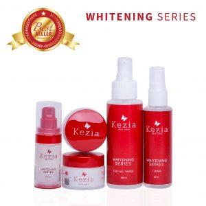Kezia Skincare Whitening Package